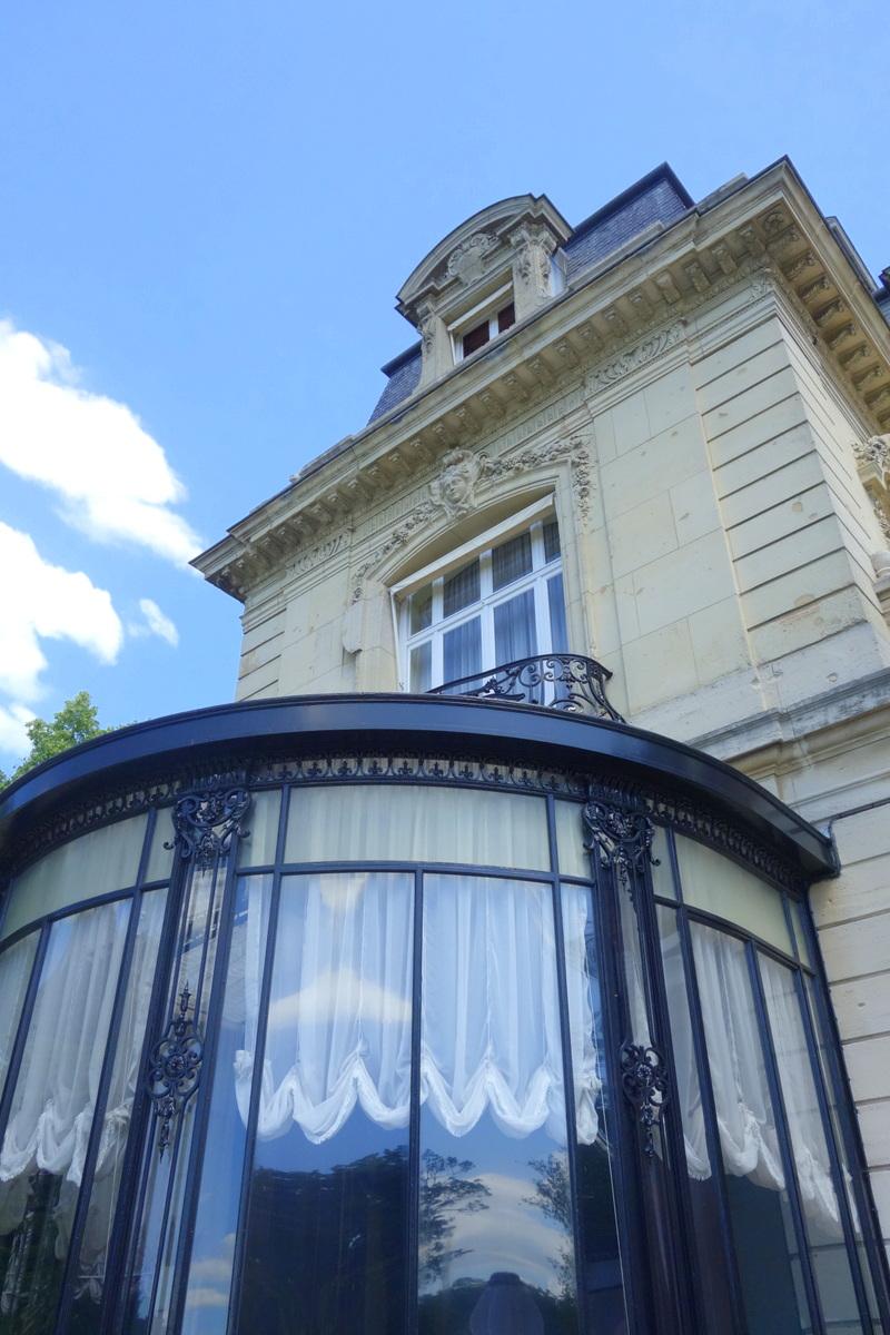Les Crayères, hôtel 5 étoiles à Reims - Tea time à la Rotonde