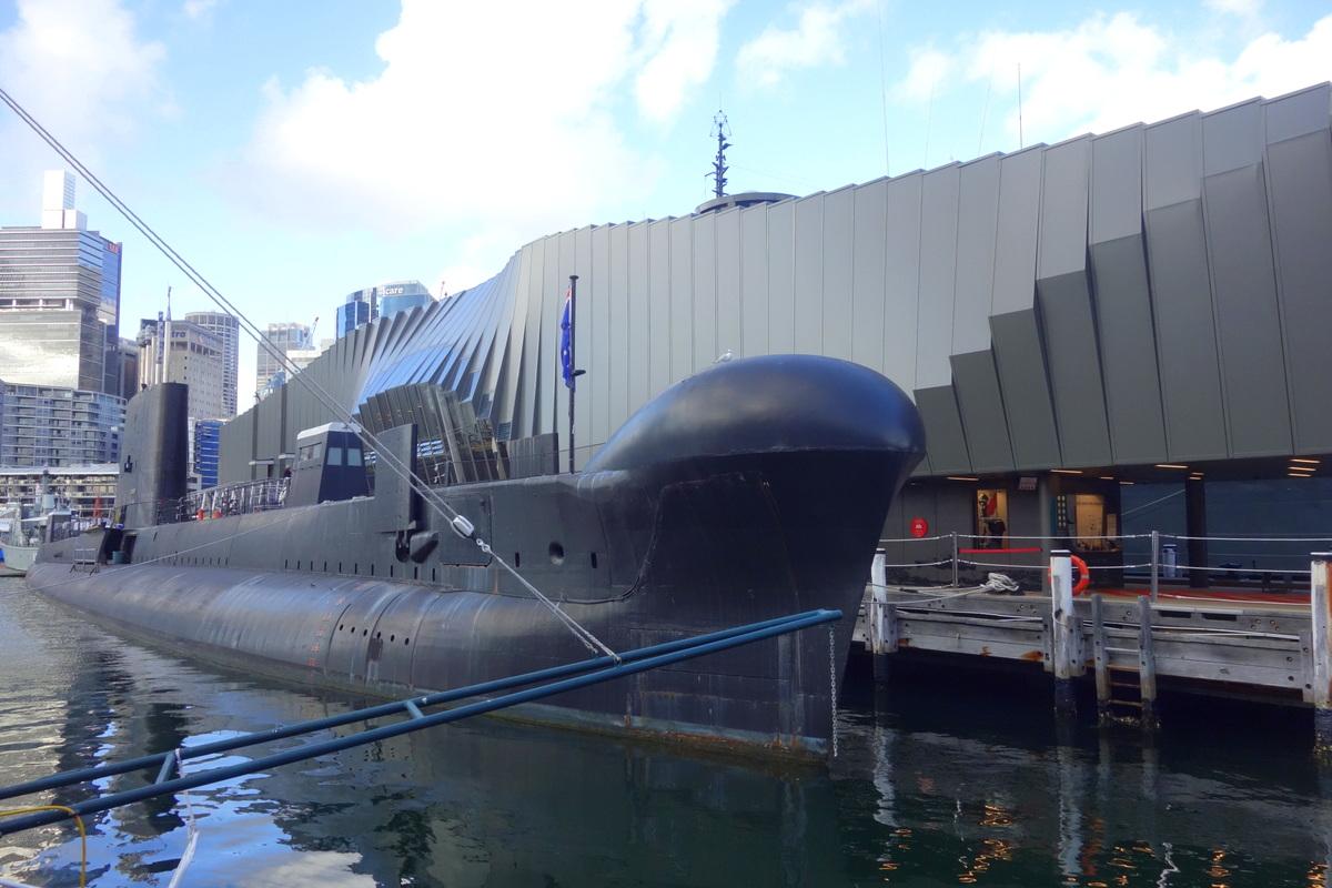 Australian National Maritime Museum - 5 jours à Sydney - Blog de Lili, voyage