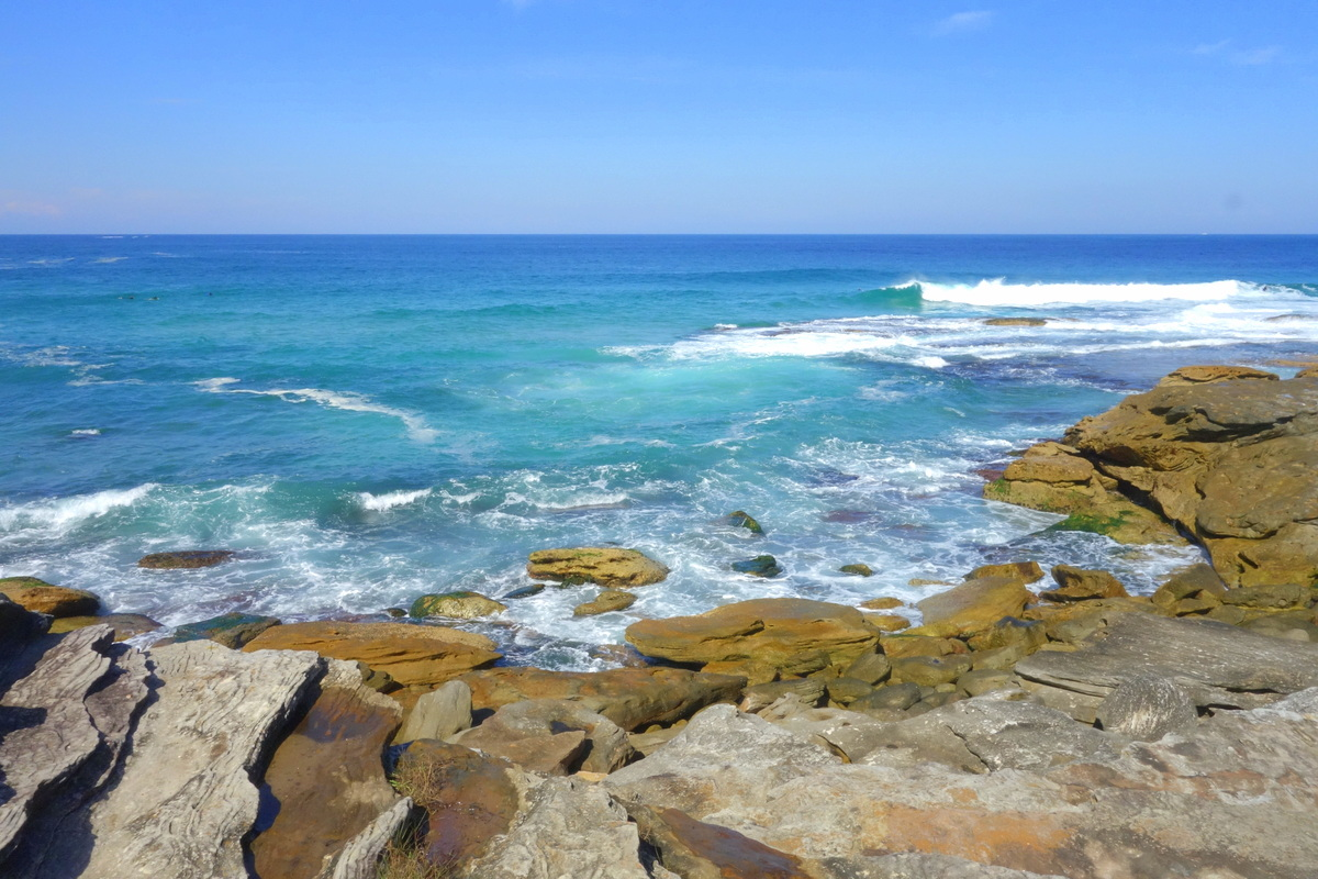 Bondi Beach - 5 jours à Sydney - Blog de Lili, voyage