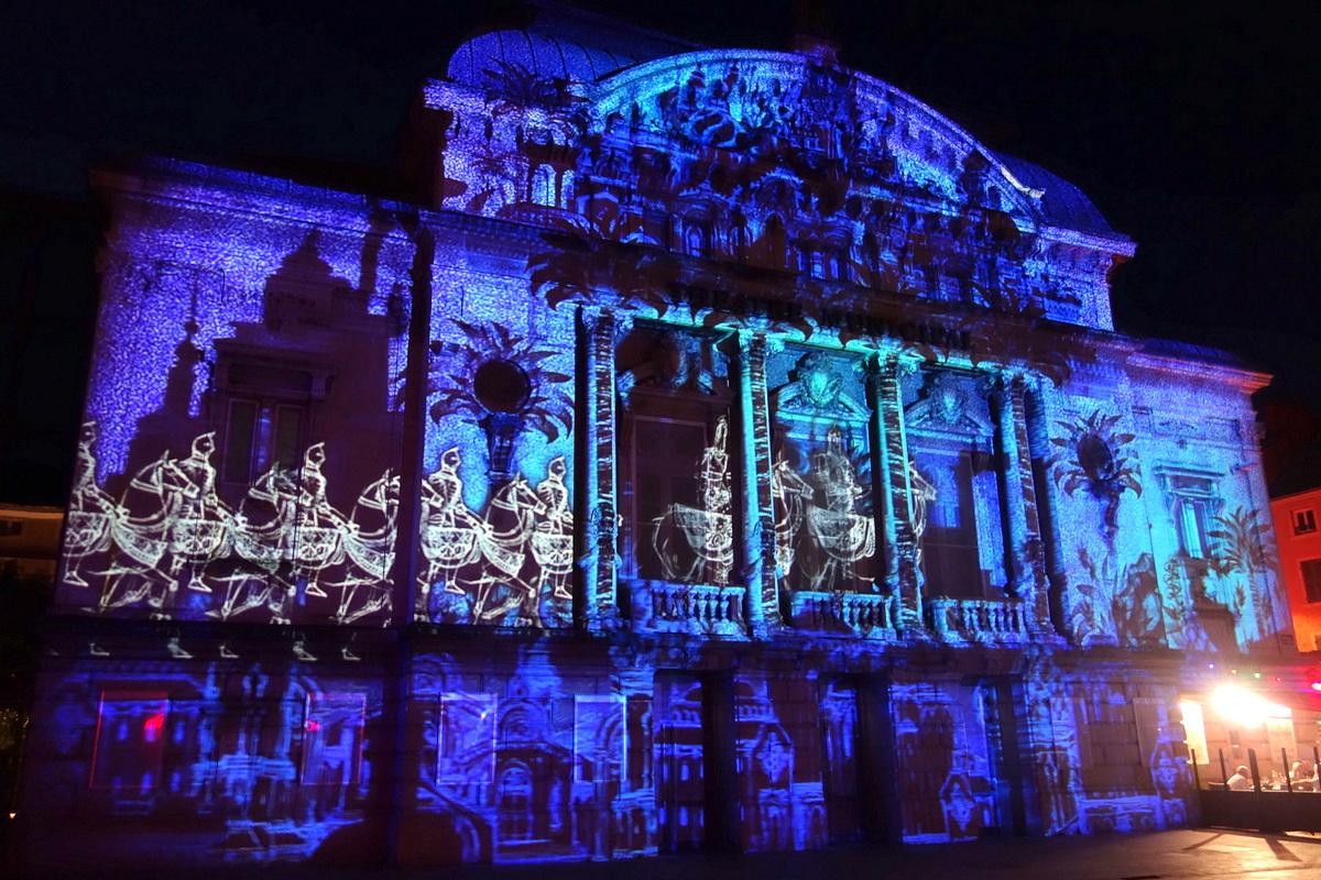 Bourg-en-Bresse - Couleurs d'amour 2017 - Théâtre