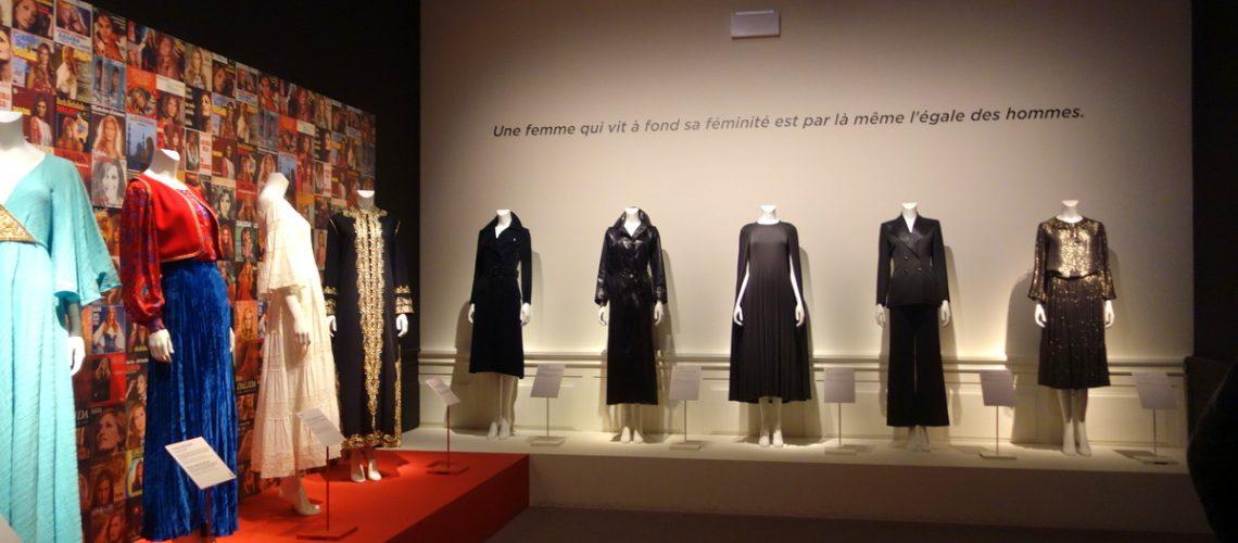 Exposition garde-robe Dalida musée de la mode - Paris