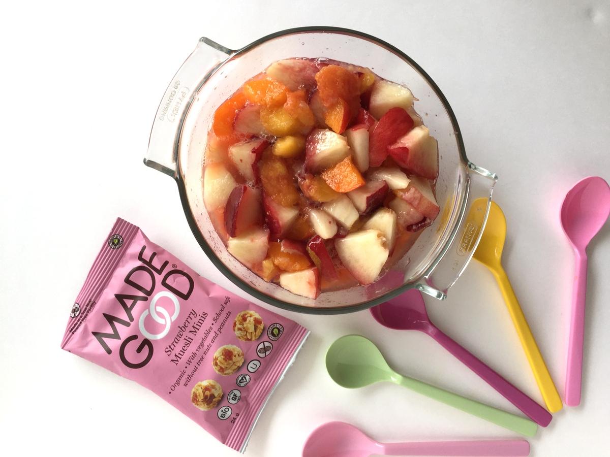 Test de la Degustabox de juin 2017 - Blog food