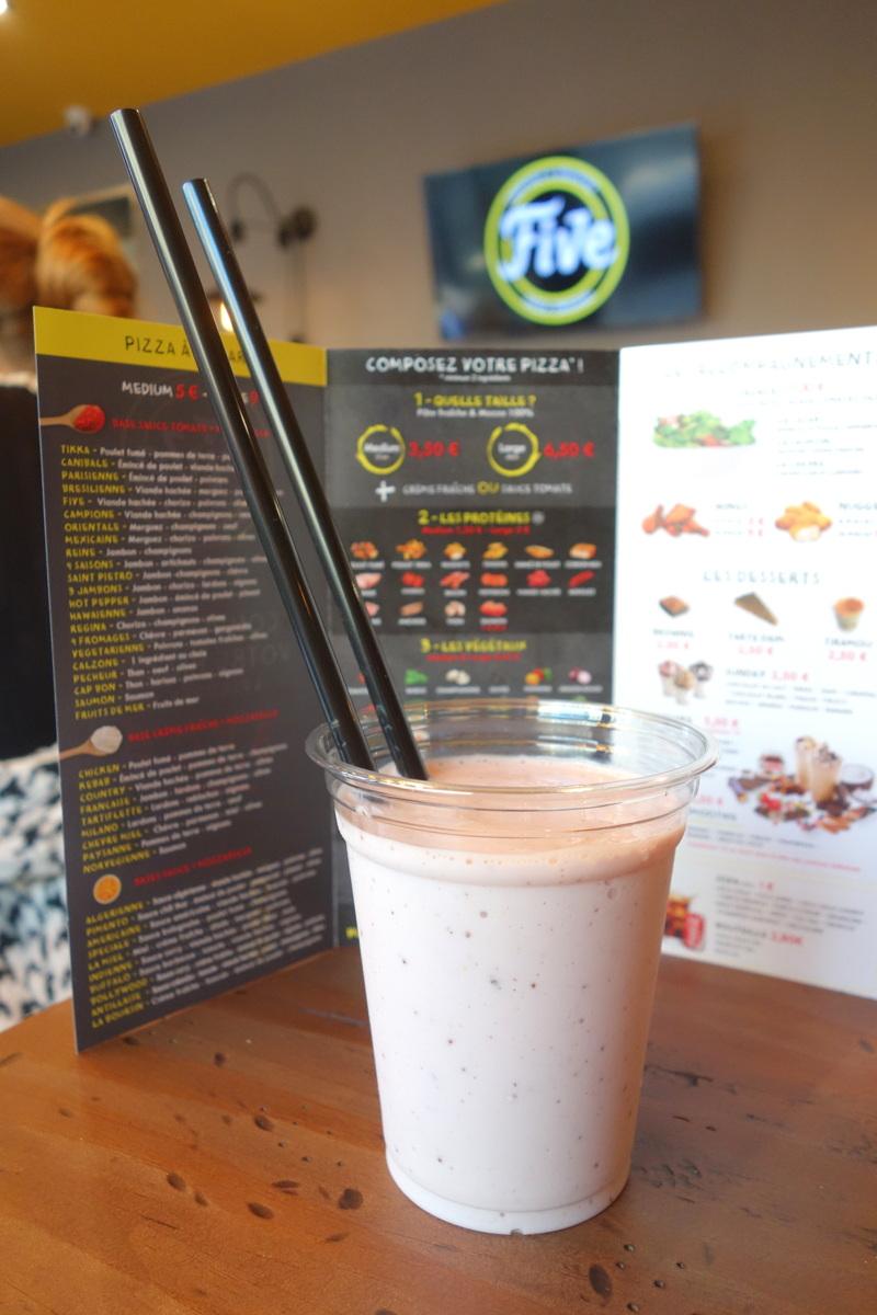 Five Pizza - Fast food à Boulogne-Billancourt - Blog food