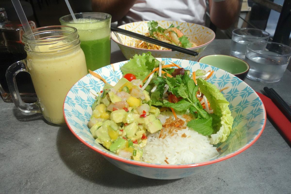 Holybol - Bonne adresse de restaurant thaï à Paris - Le blog de Lili
