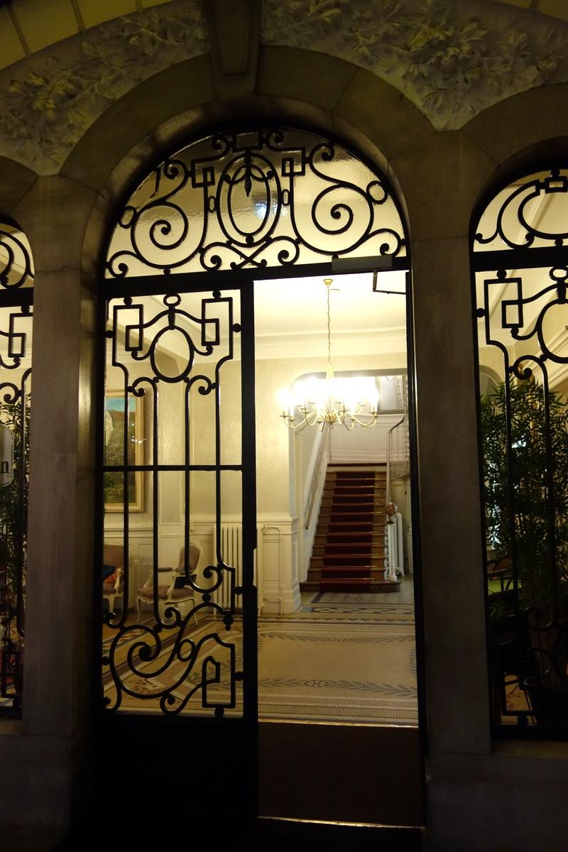 Bourg-en-Bresse - Hôtel de France