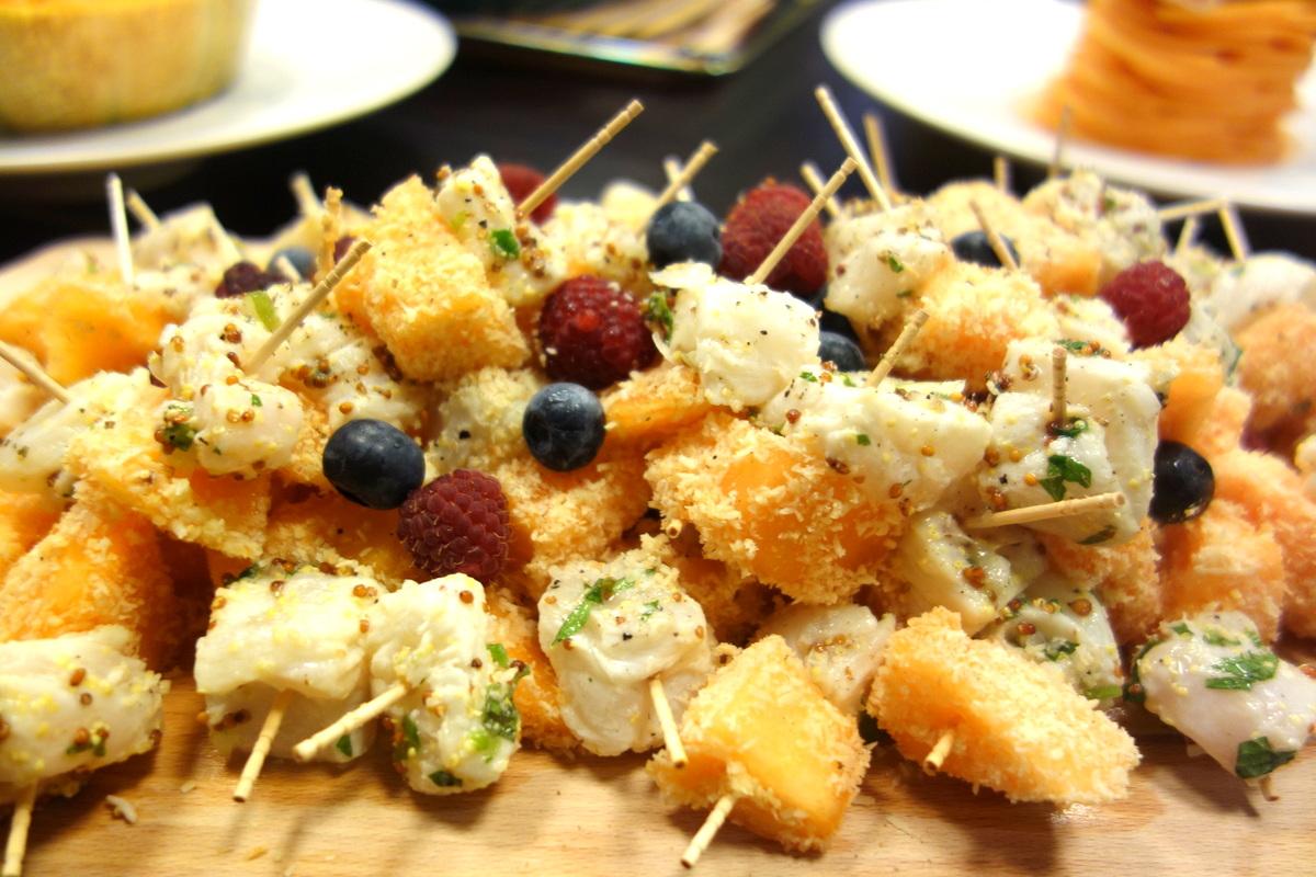 Fruits et légumes frais - Interfel - Abricots, pêches, nectarines et melons