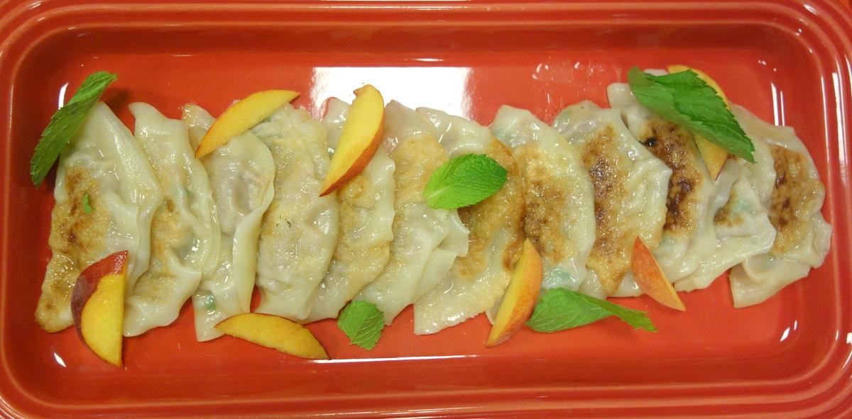 Fruits et légumes frais - Interfel - Recettes pêches et nectarines