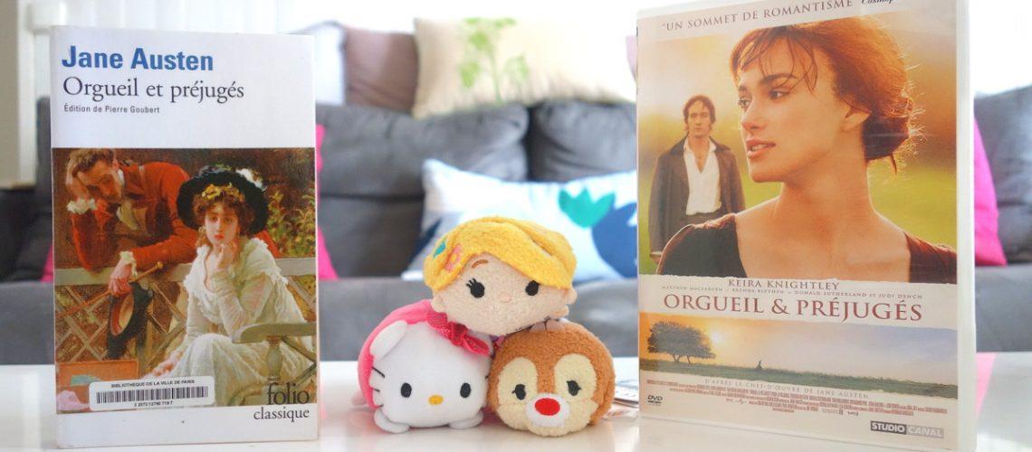 Orgueil et préjugés - Jane Austen - Le blog de Lili