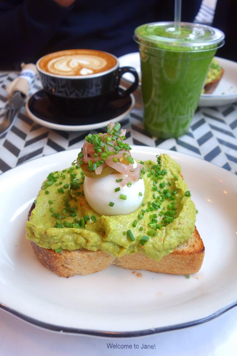 Jane - Restaurant de brunchs à San Francisco - Blog voyage