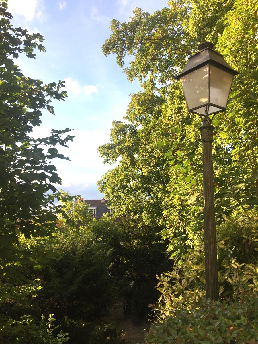Musée Montmartre, Paris - Jardins - Blog de Lili