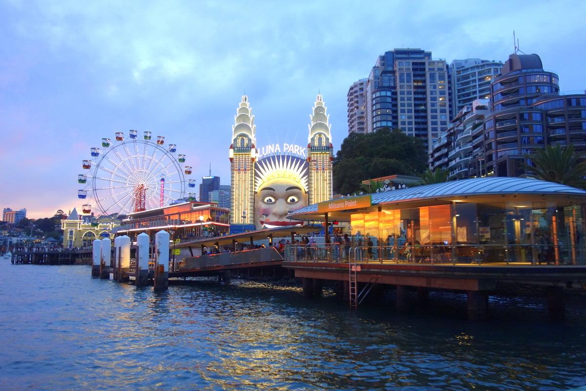Luna Park - 5 jours à Sydney - Blog de Lili, voyage
