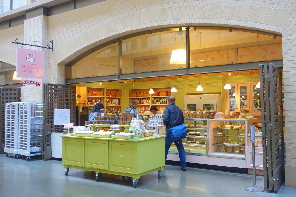 La pâtisserie Miette à San Francisco