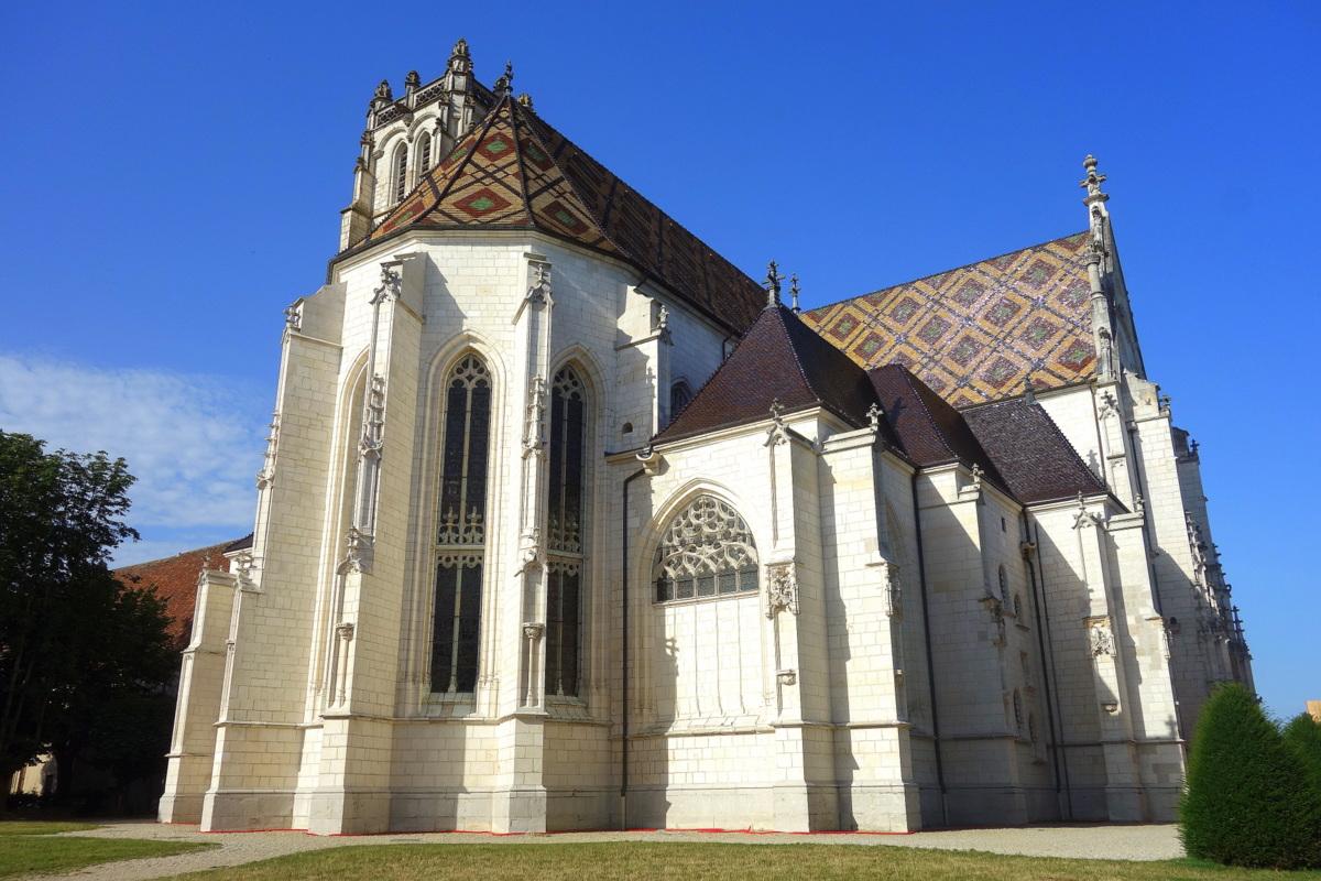 Bourg-en-Bresse - Monastère royal de Brou