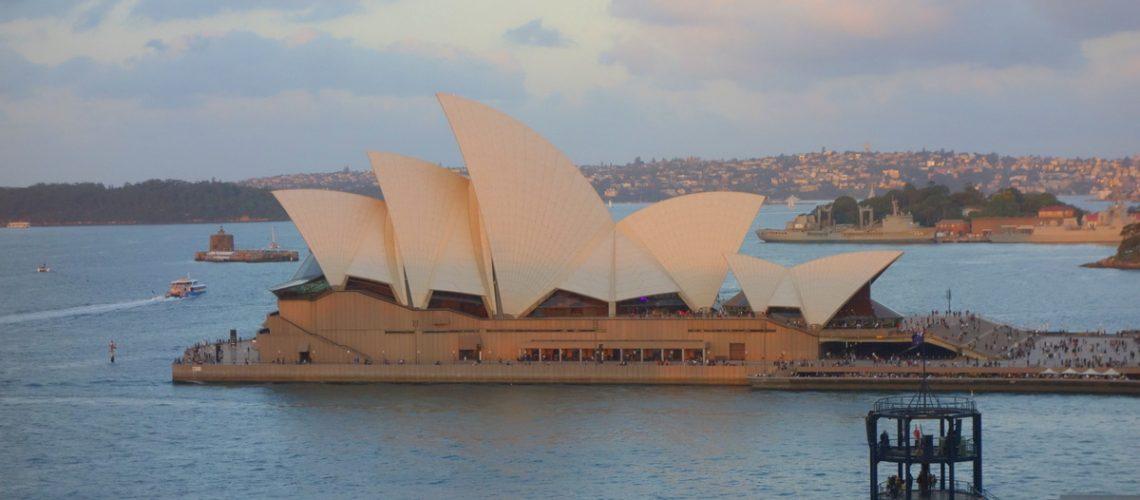Opera Sydney Australie 1