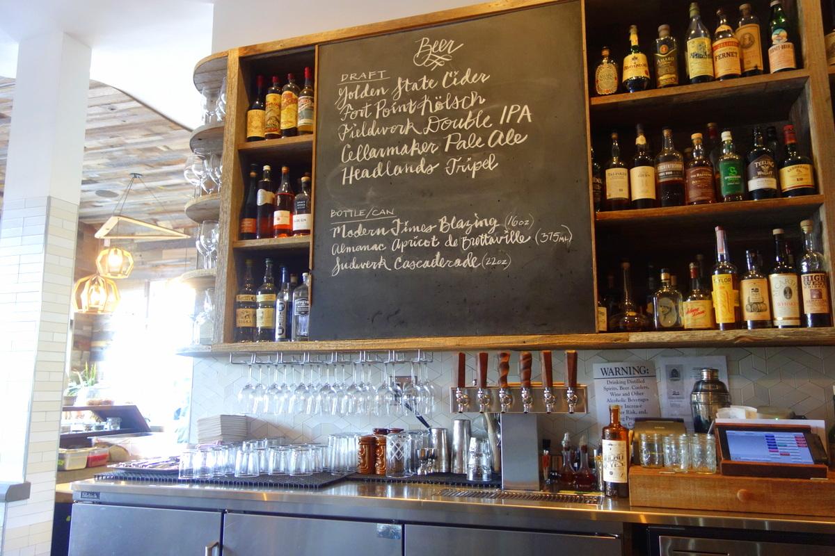 Outerlands - Restaurant à San Francisco