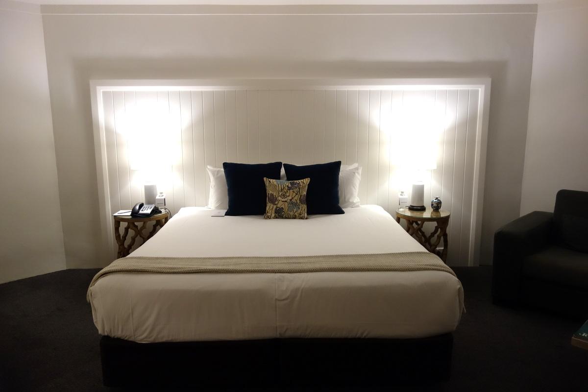 Hôtel Anchorage - Port Stephens - Voyage en Australie