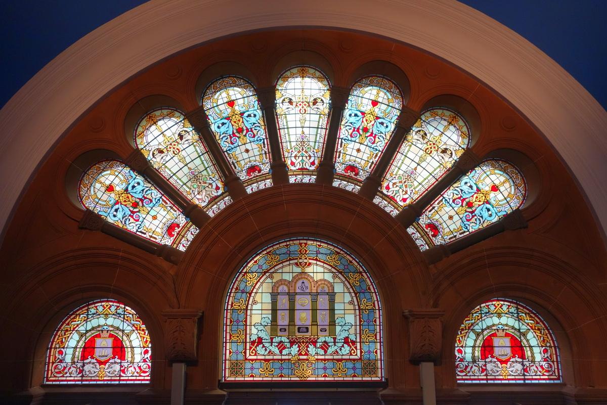 Queen Victoria Arcade - 5 jours à Sydney - Blog de Lili, voyage
