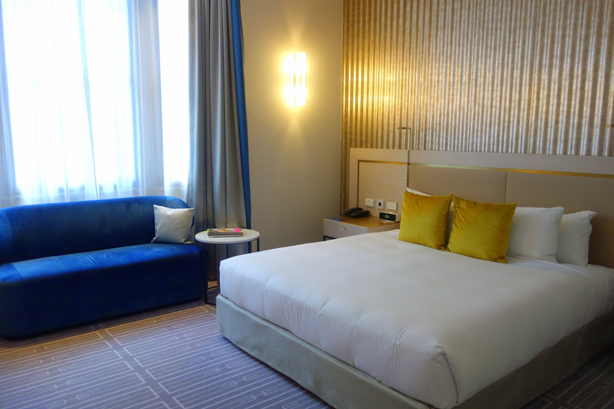 Radisson Blu Plaza Hotel - 5 jours à Sydney - Blog de Lili, voyage