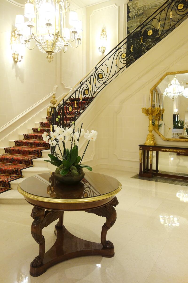 Ritz Paris - Hôtel 5 étoiles place Vendôme - Le blog de Lili