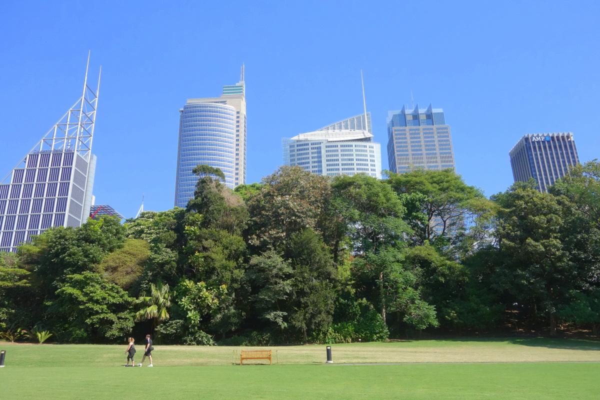 Royal Botanic Gardens - 5 jours à Sydney - Blog de Lili, voyage