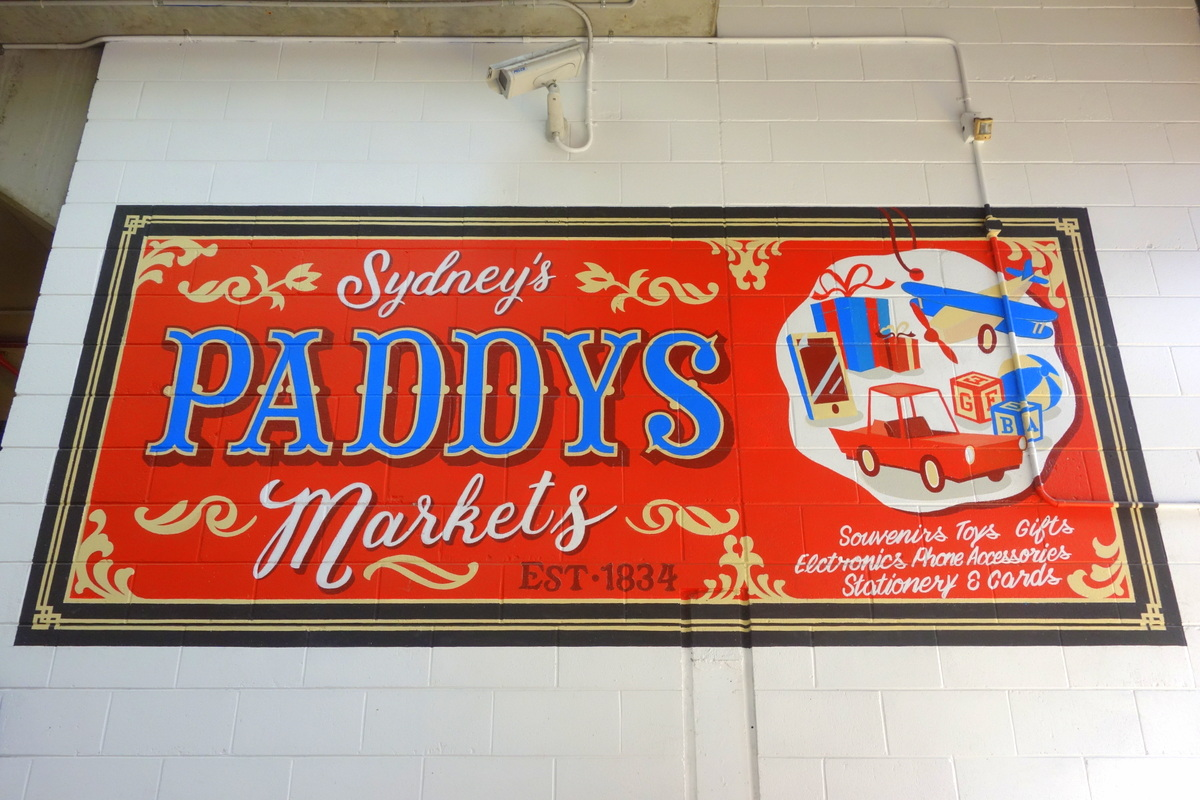 Les rues australiennes - 5 jours à Sydney - Blog de Lili, voyage