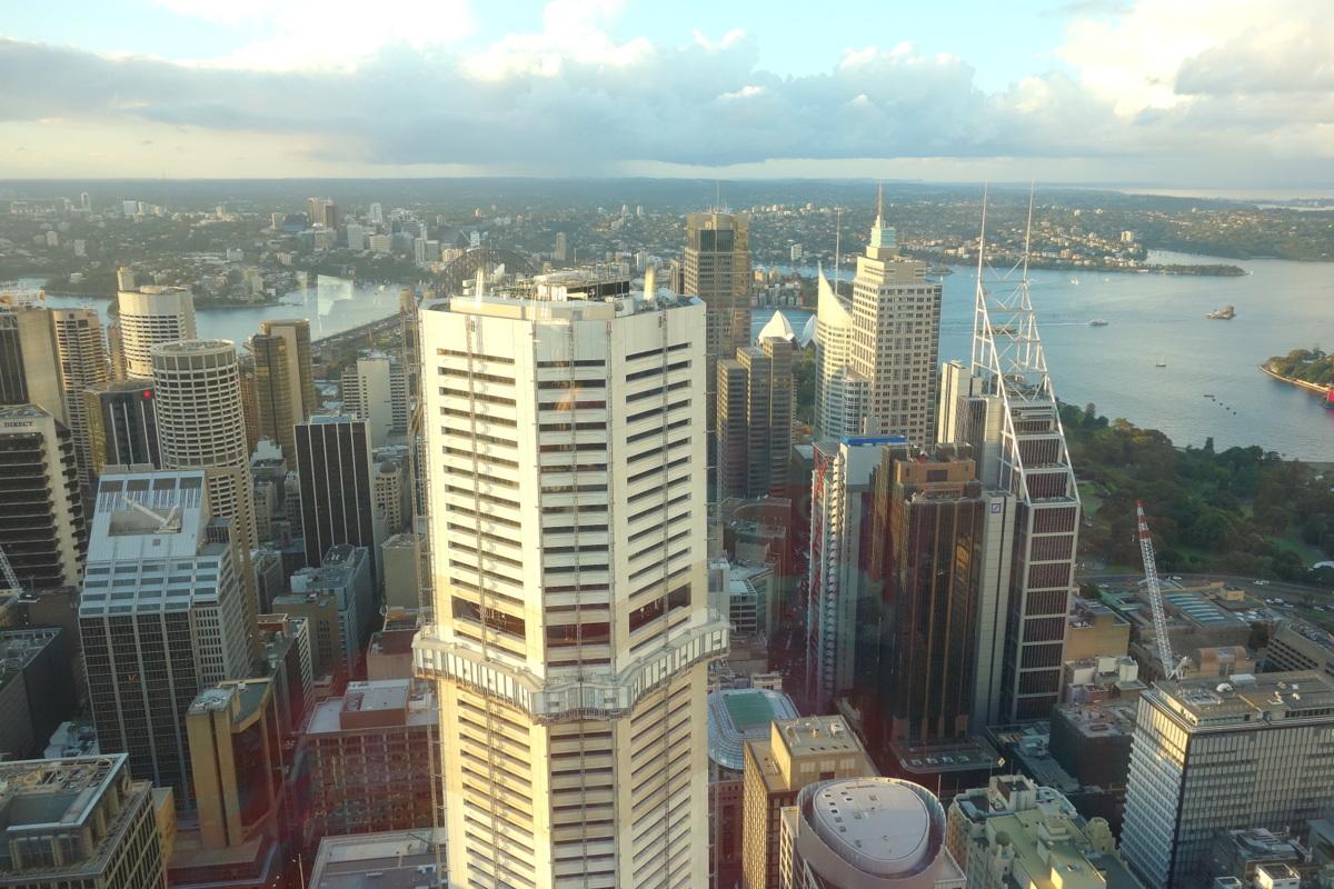 Sydney Tower Eye - 5 jours à Sydney - Blog de Lili, voyage