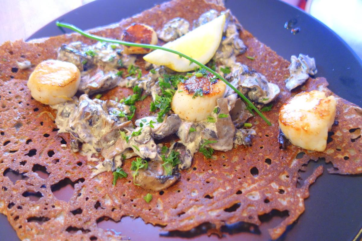 Un déjeuner à Bergamote, bonne adresse de Saint-Malo - Blog de Lili