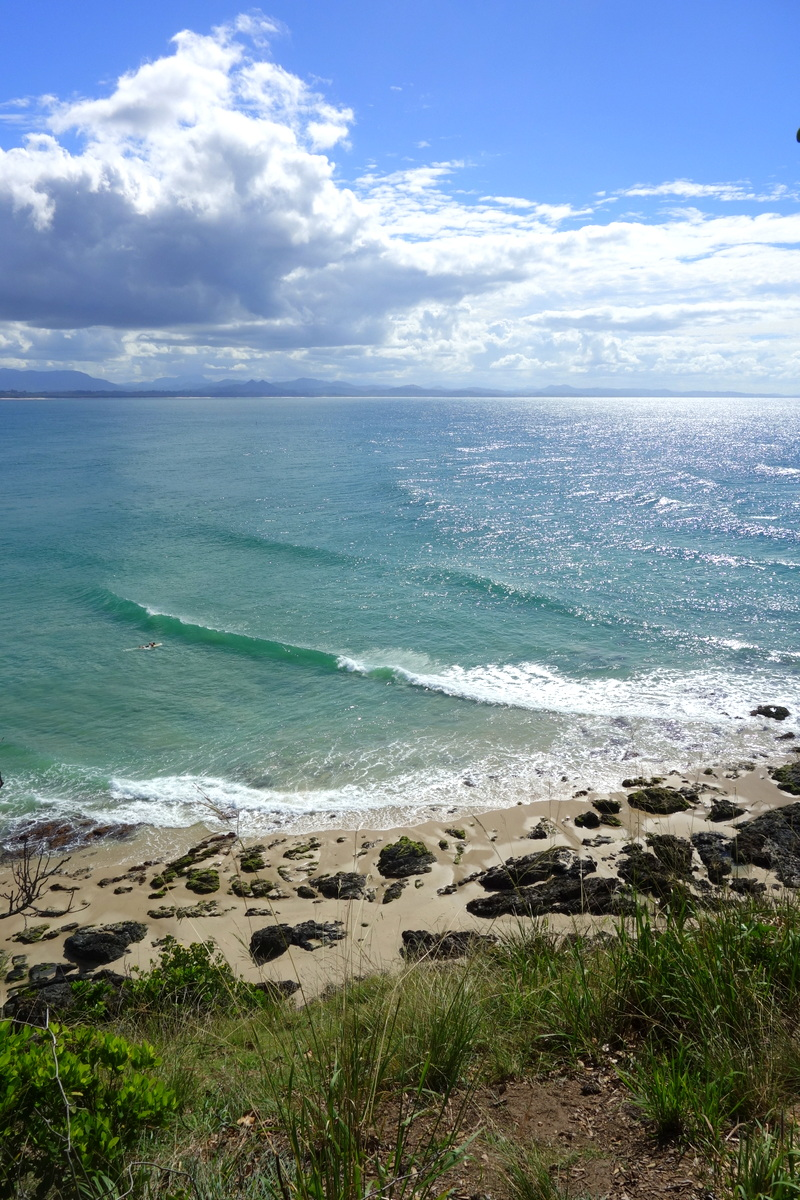 Road trip sur la côte Est australienne : Byron Bay