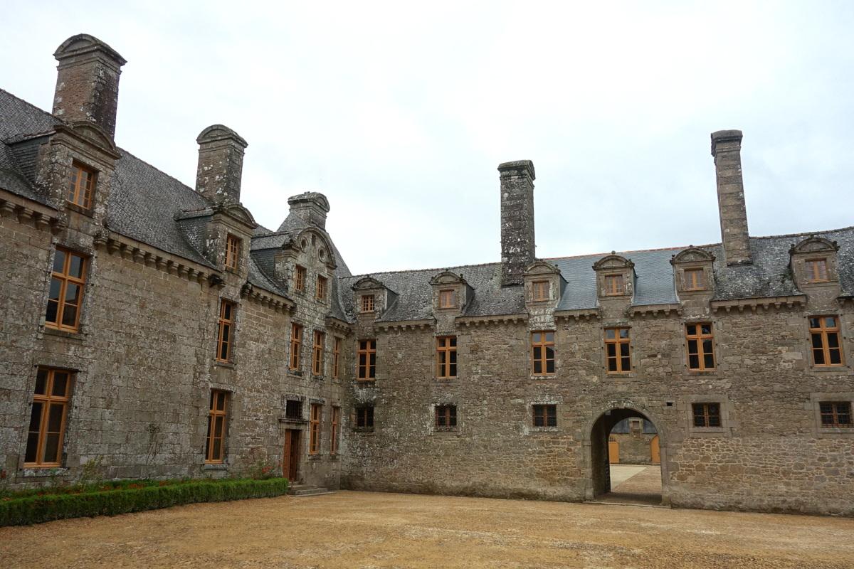 Château Le Rocher-Portail, Bretagne - Le blog de Lili : culture et voyage