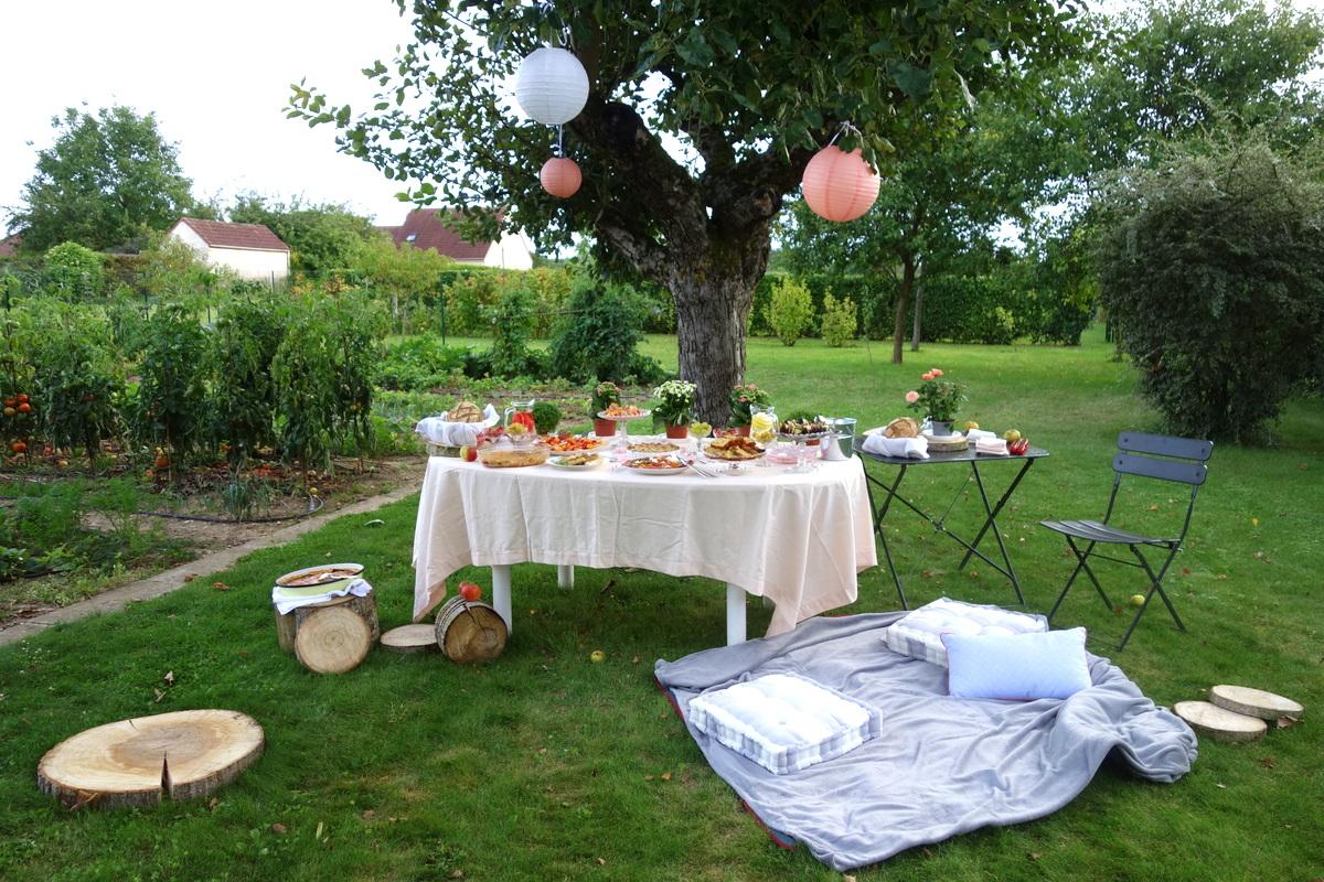 Pique-nique chic, romantique et champêtre - Le blog de Lili