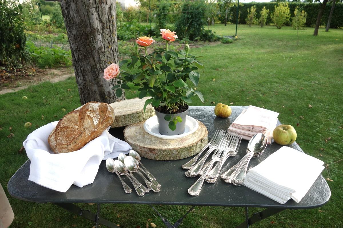 Fabuleux Pique-nique chic et champêtre sur le thème des fruits et des  QA36