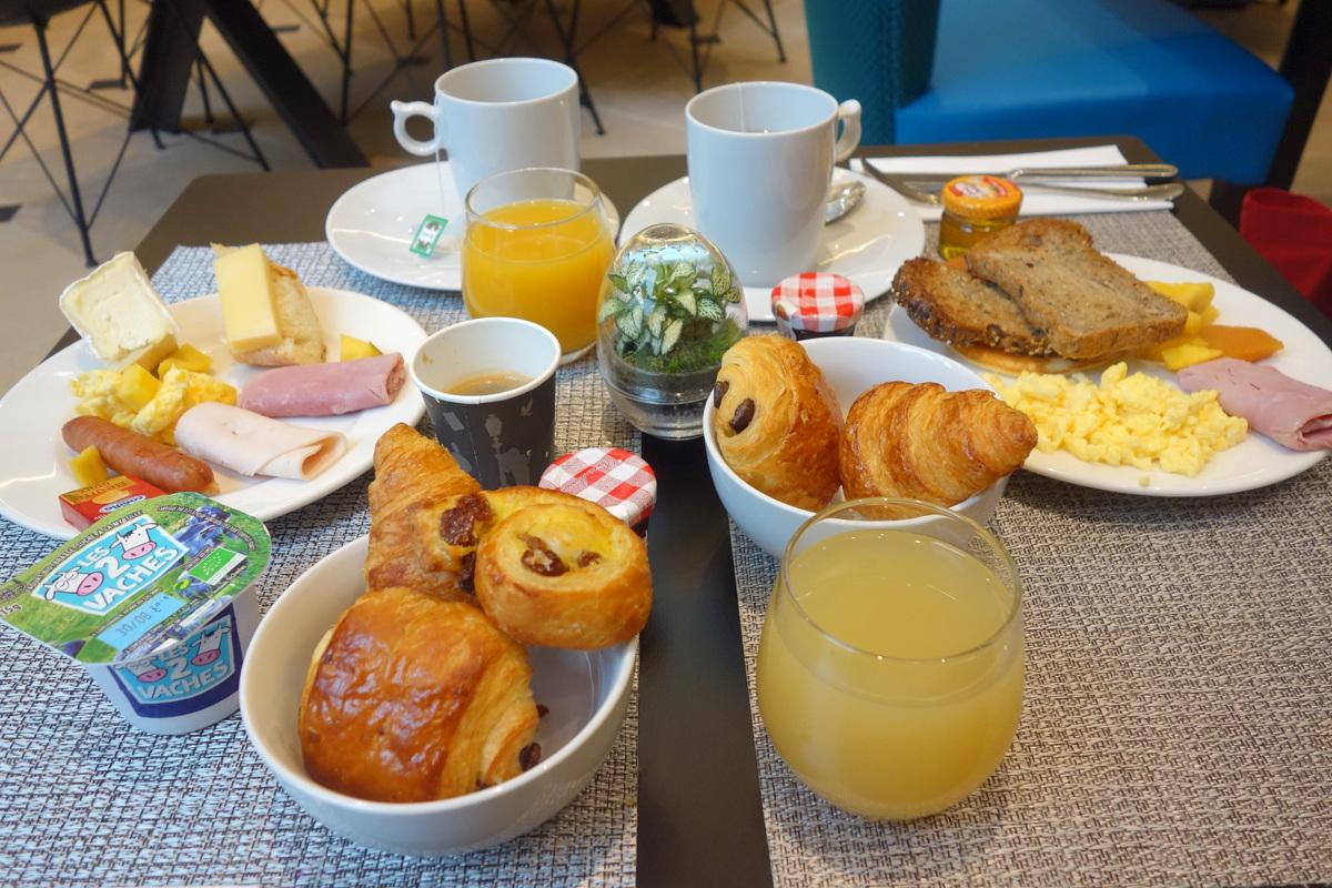 Hôtel Gustave - Paris 15e - Le blog de Lili