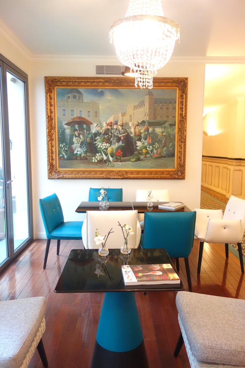 Hôtel de Malte, Astotel - Paris - Le blog de Lili