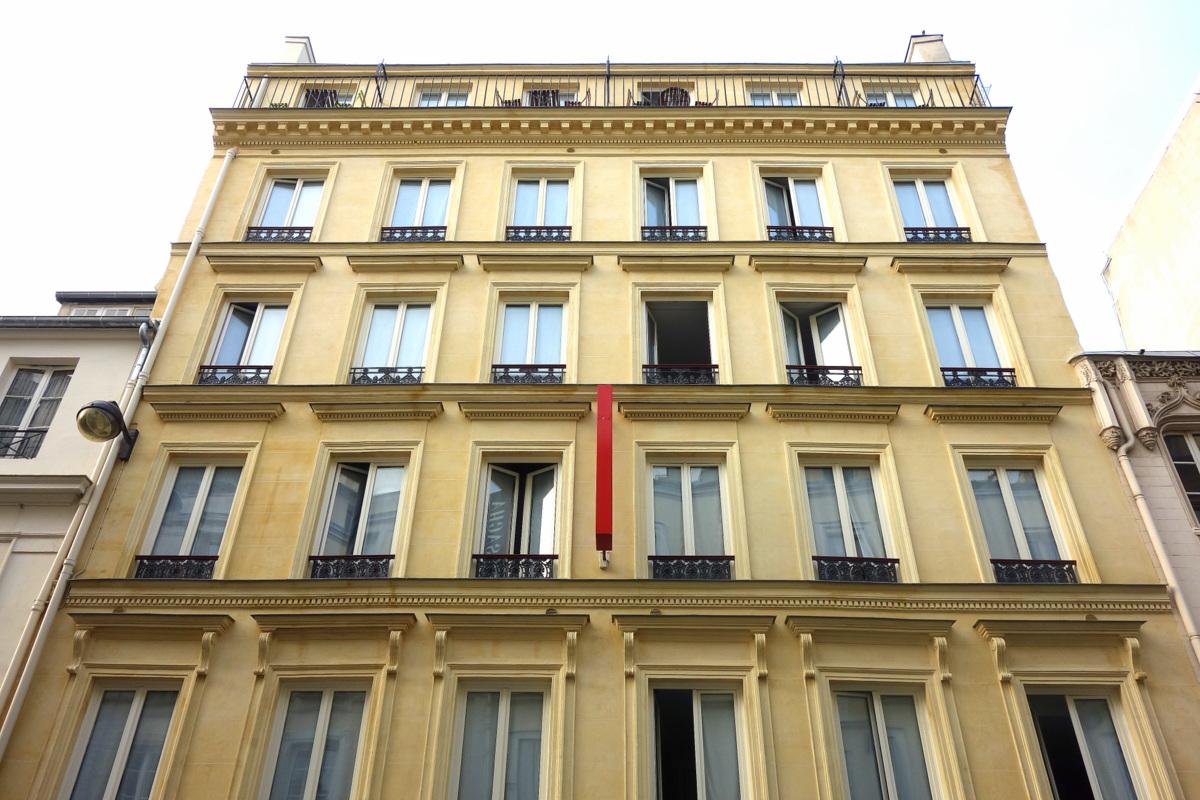 Hôtel Sacha by HappyCulture - Paris 9e