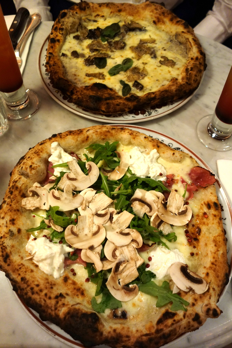 Pizzeria Popolare, Paris - Big Mamma - Blog food Paris