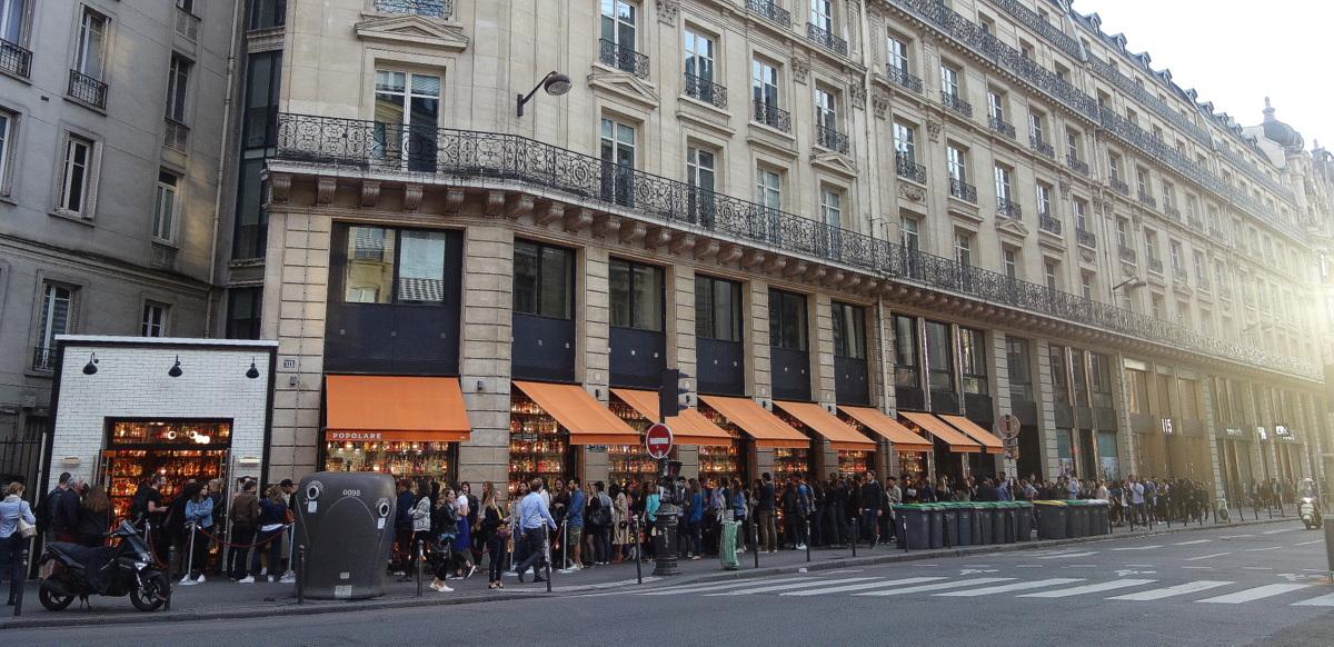 Pizzeria Popolare Paris