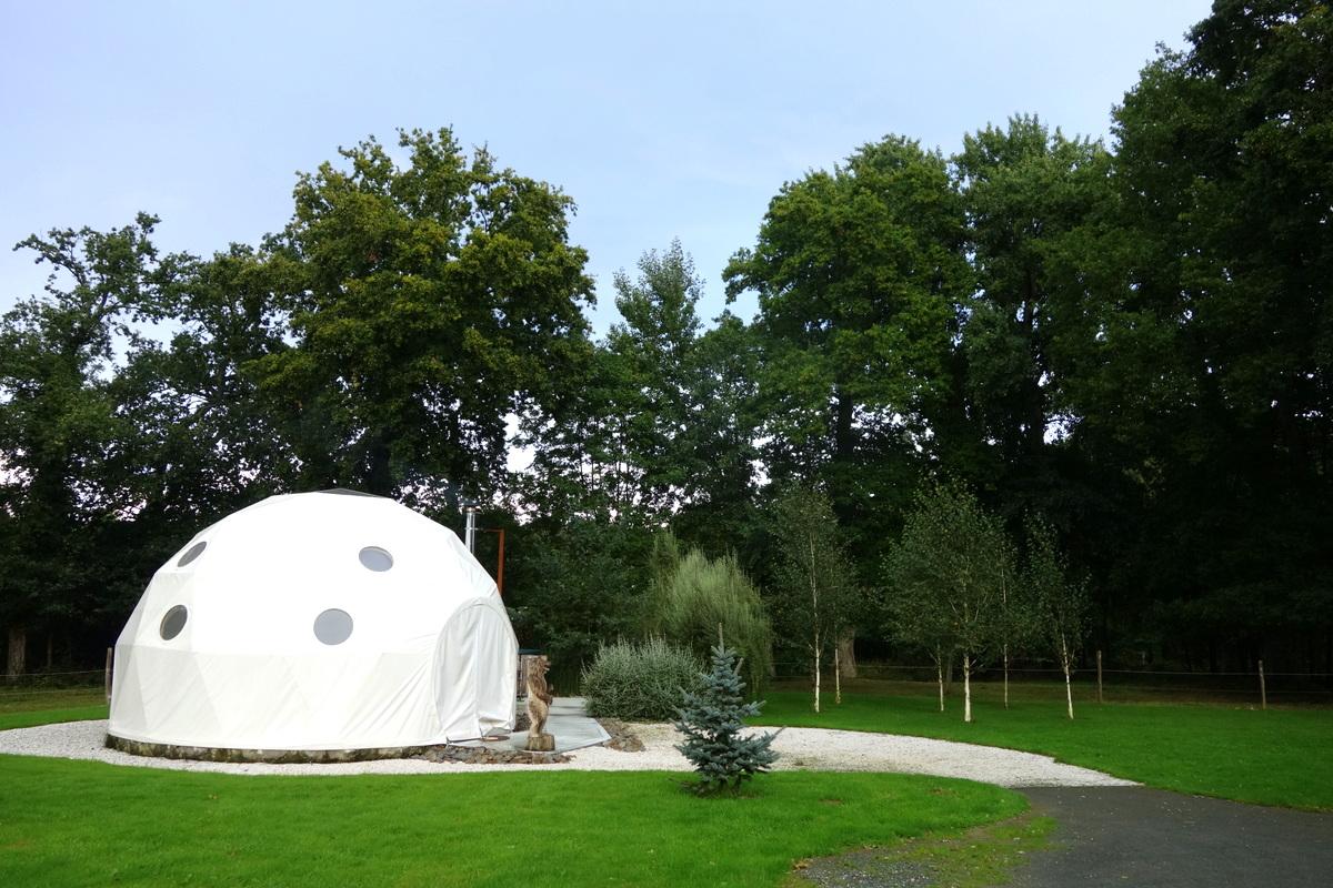 Domaine d'Arvor - Logements insolites en Bretagne - Photo : Le blog de Lili