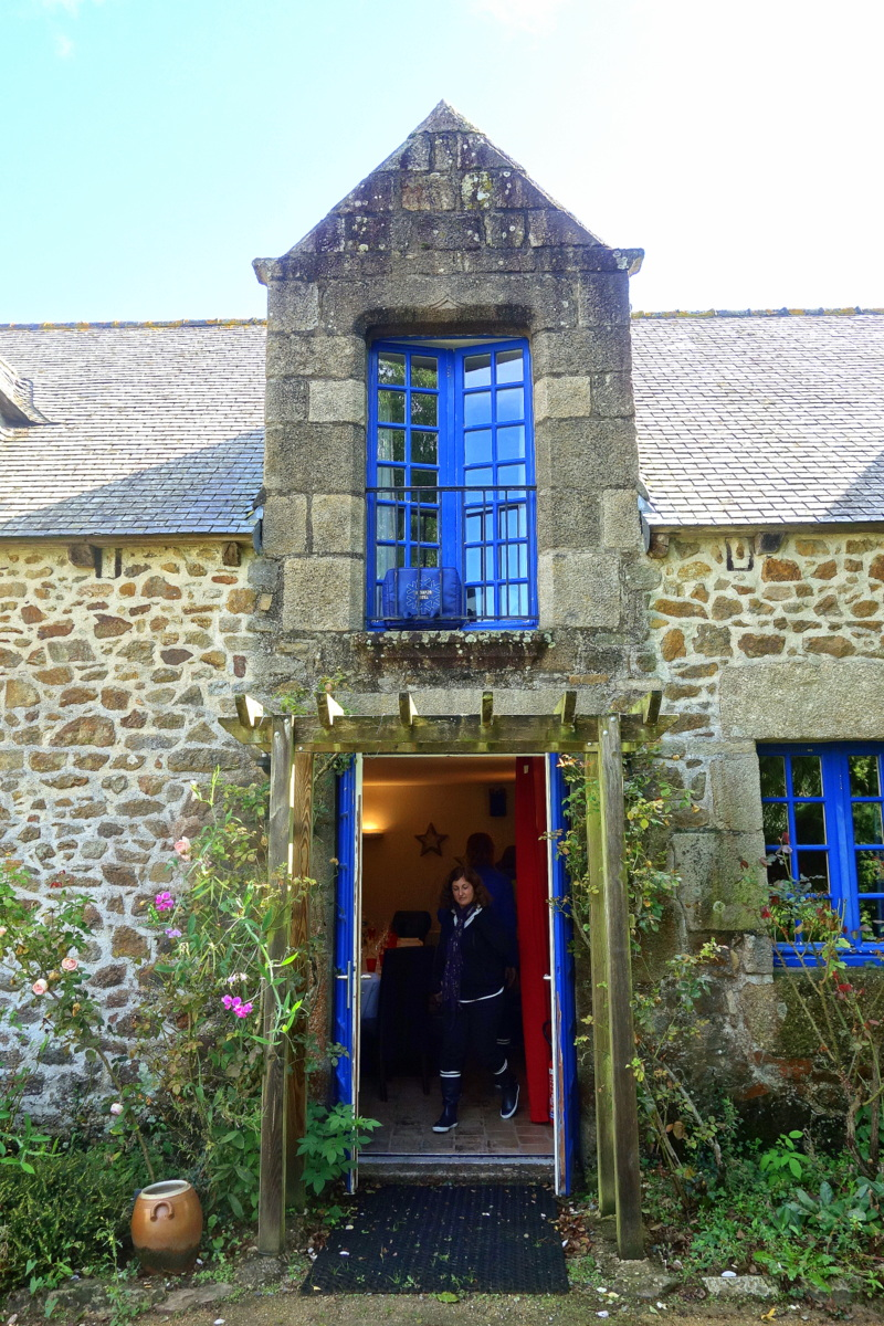 Manoir des portes, Bretagne - Photo : Le blog de Lili
