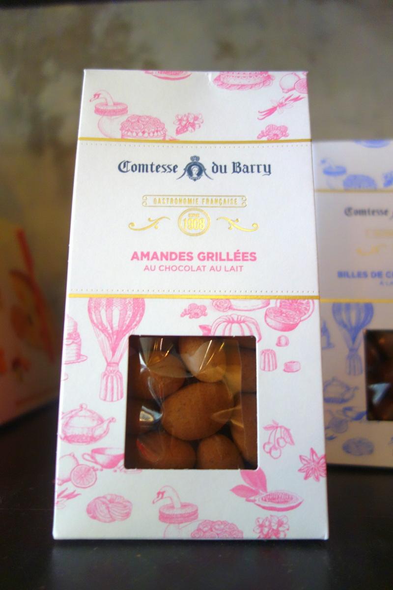 Monoprix Noël 2017 : chocolats Comtesse du Barry