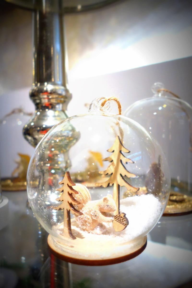 Monoprix Noël 2017 - Boule à neige
