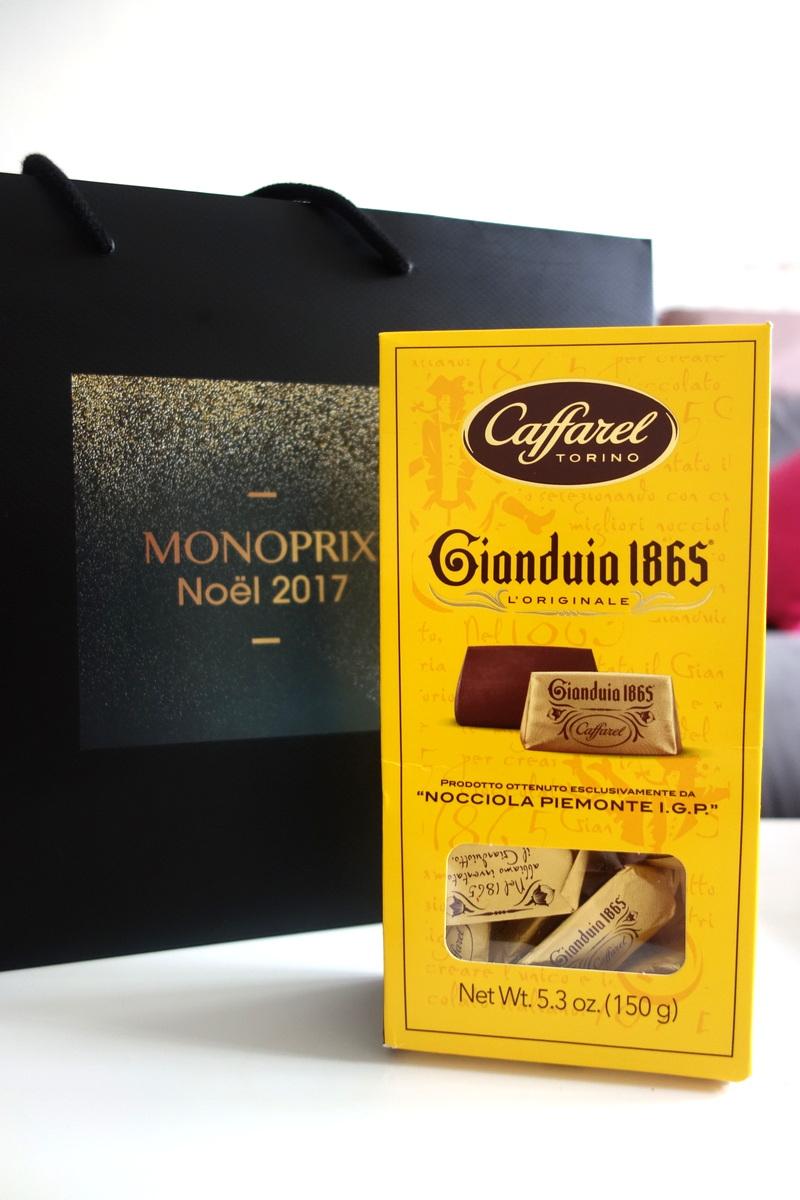 Monoprix Noël 2017 - Gianduja