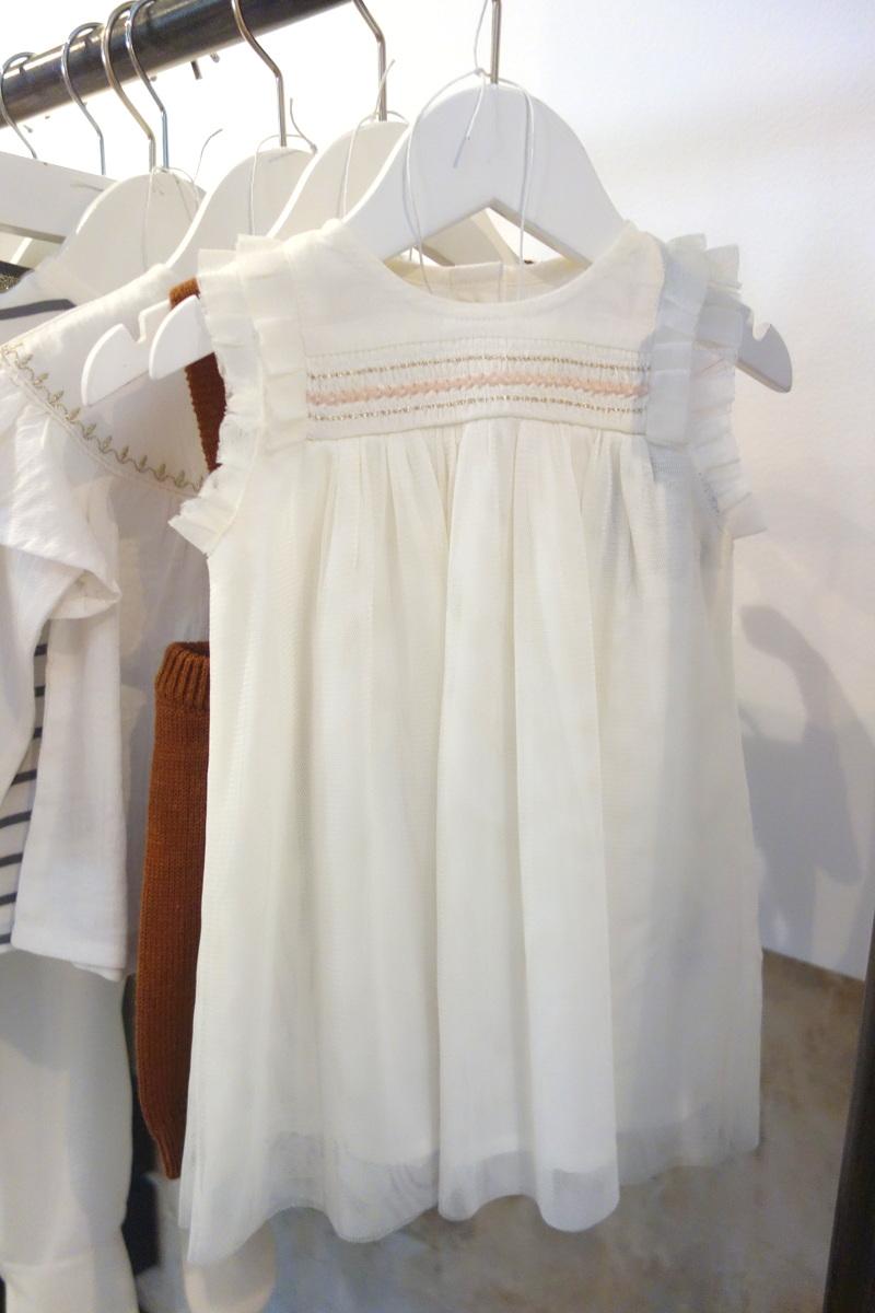 Monoprix Noël 2017 - Mode enfant fille