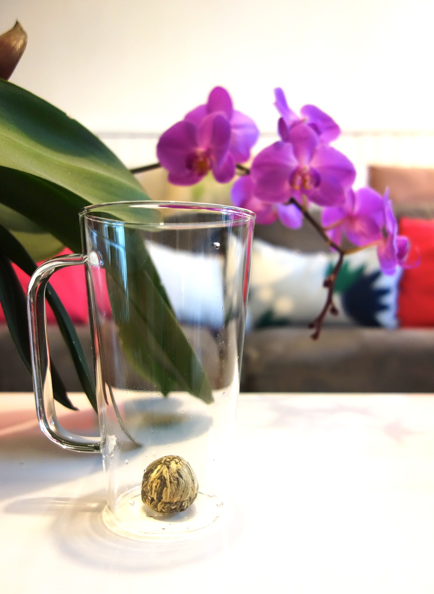 Nature et découvertes - Coffret fleurs de thé