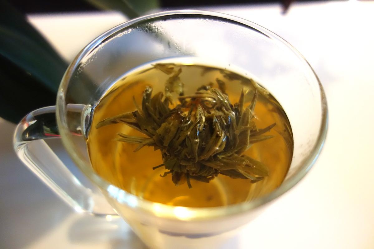 Nature & découvertes - Fleurs de thé
