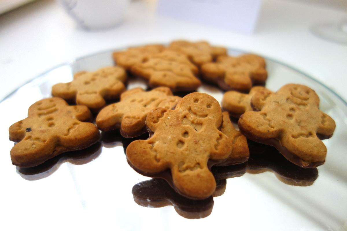 Picard Noël 2017 - biscuits sablés apéritifs