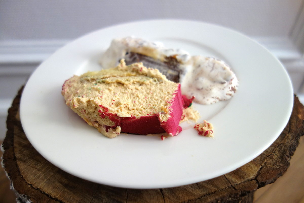 Picard Noël 2017 - Dessert pâtissier Michalak