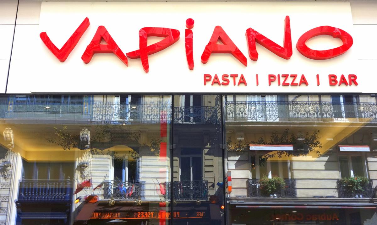 Vapiano Champs-Elysées - Restaurant italien