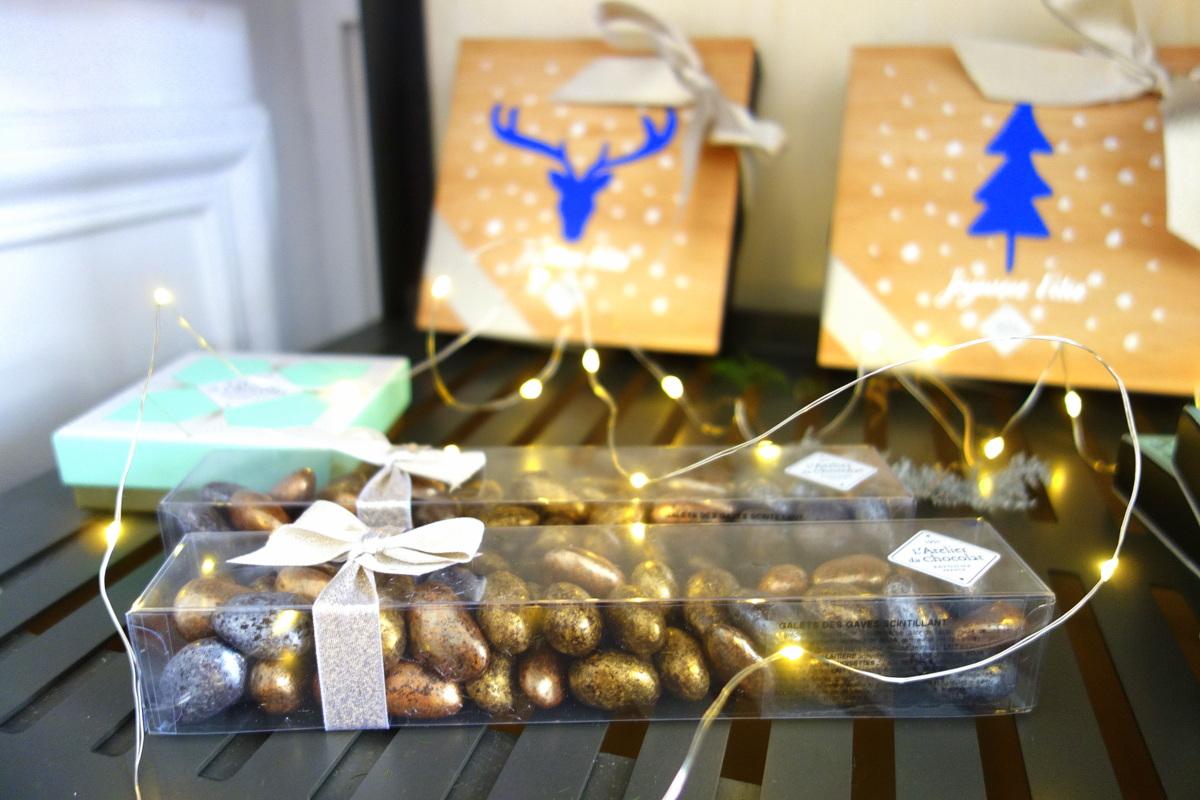 L'atelier du chocolat - Noël 2017