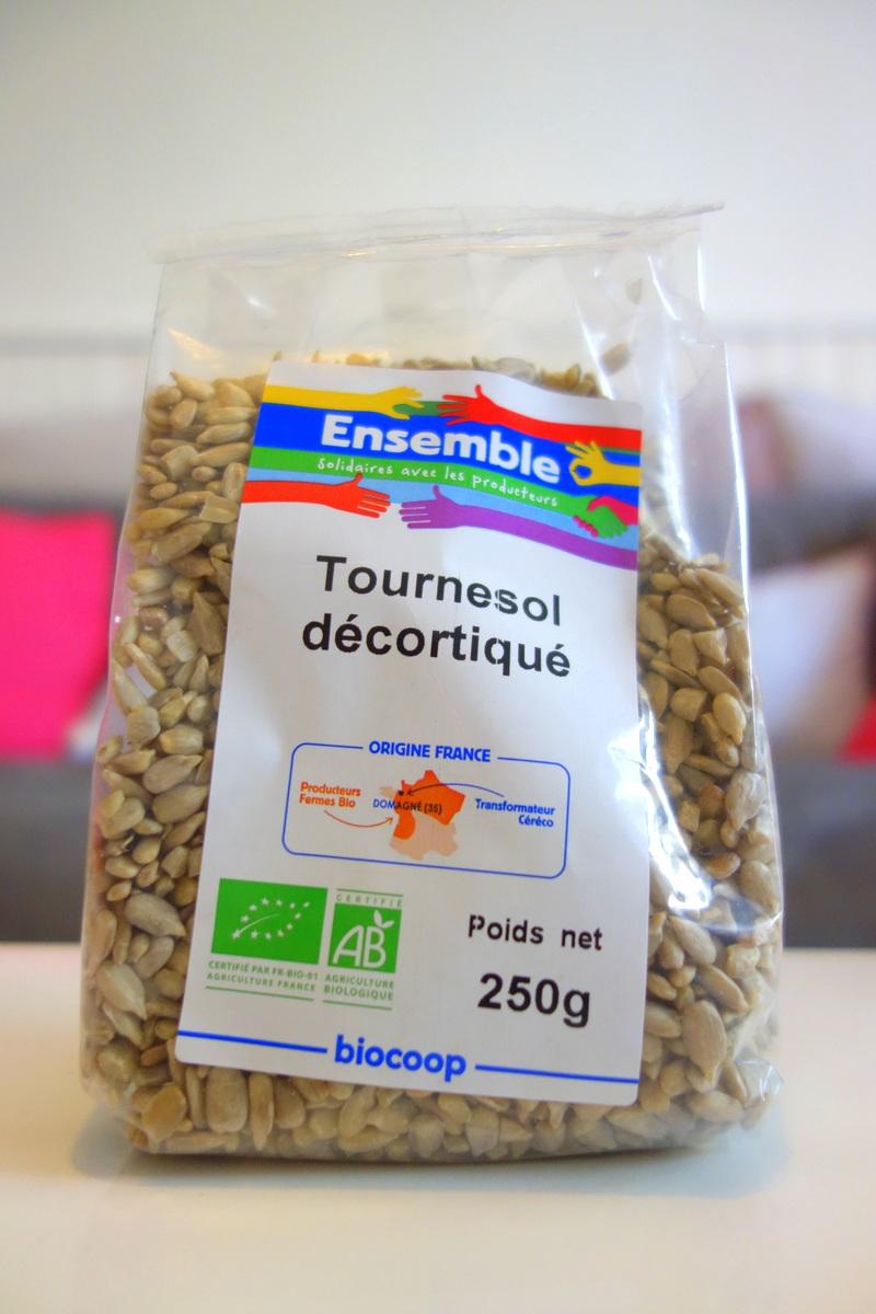 Food day Open 2 Europe : tournesol décortiqué Ensemble