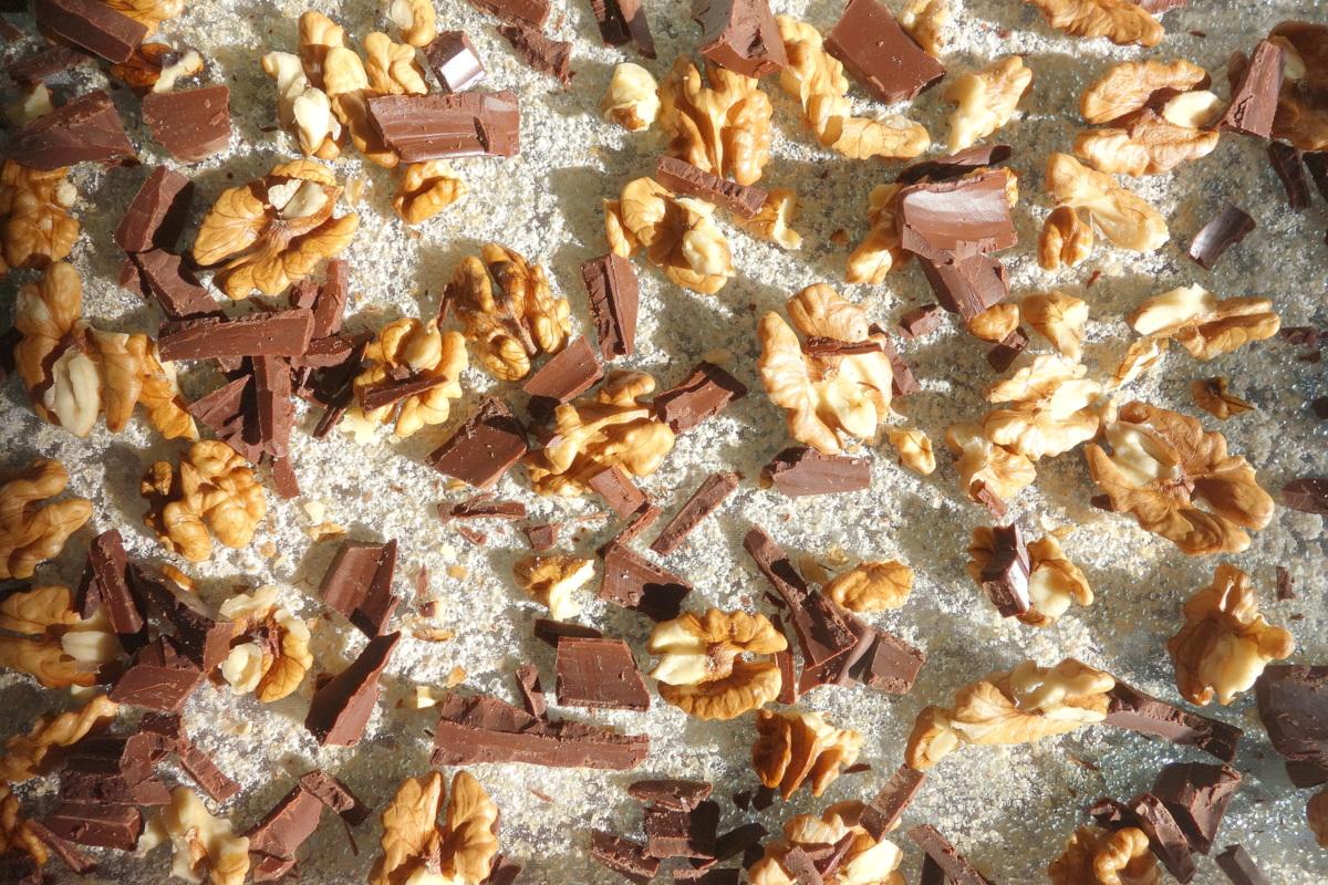 Brownie au chocolat et aux haricots blancs